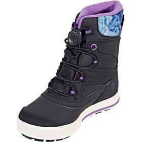 Merrell Snow Bank 2.0 Waterproof - Botas Niños - violeta/negro